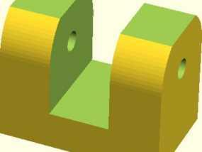 Y轴拉紧器 3D模型