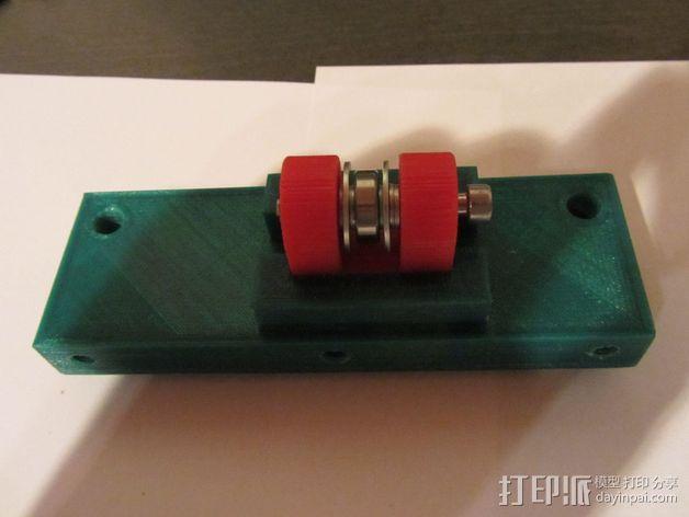 Y轴拉紧器 3D模型  图6