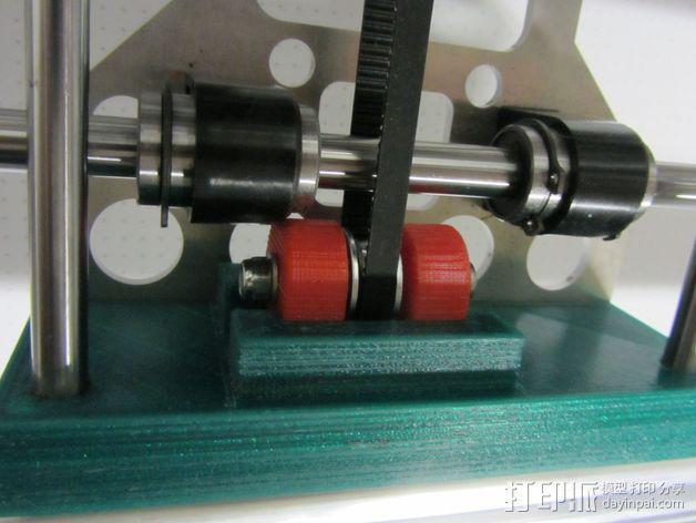 Y轴拉紧器 3D模型  图8