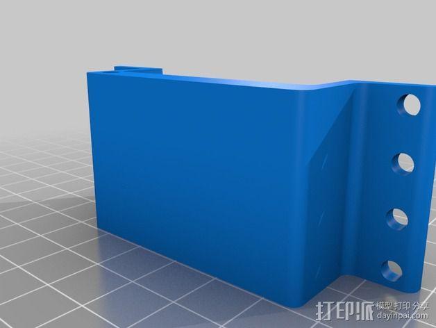 模具 3D模型  图2