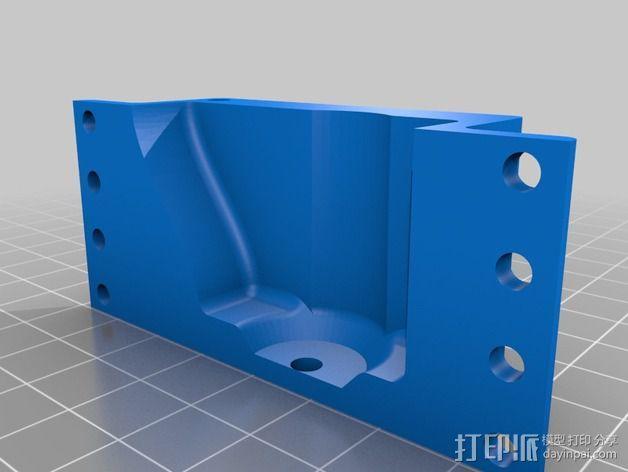 模具 3D模型  图3