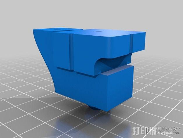 模具 3D模型  图4