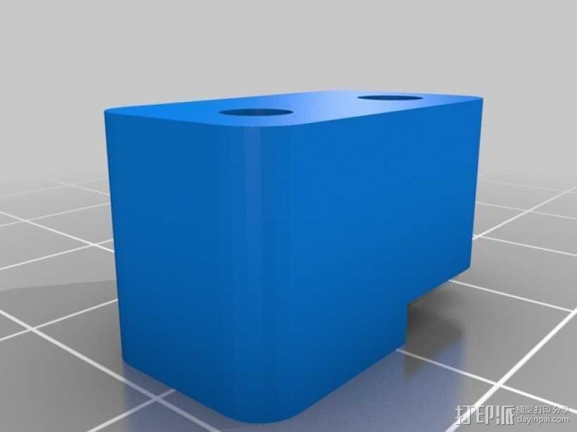 Z轴适配器 3D模型  图7