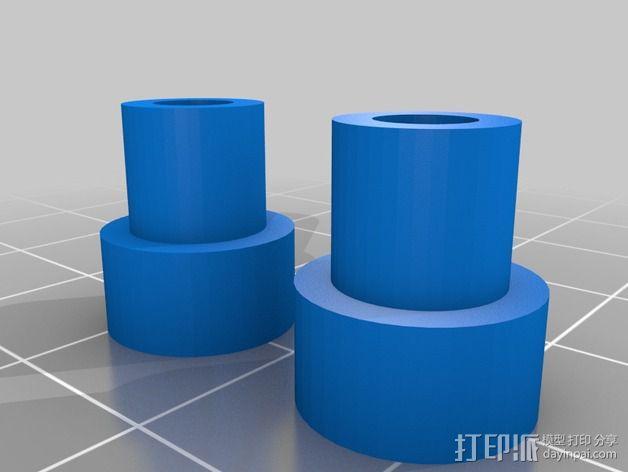 多用于适配器 3D模型  图8