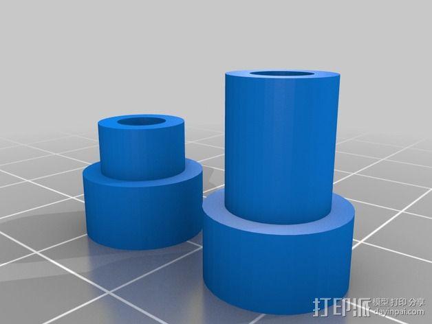 多用于适配器 3D模型  图7