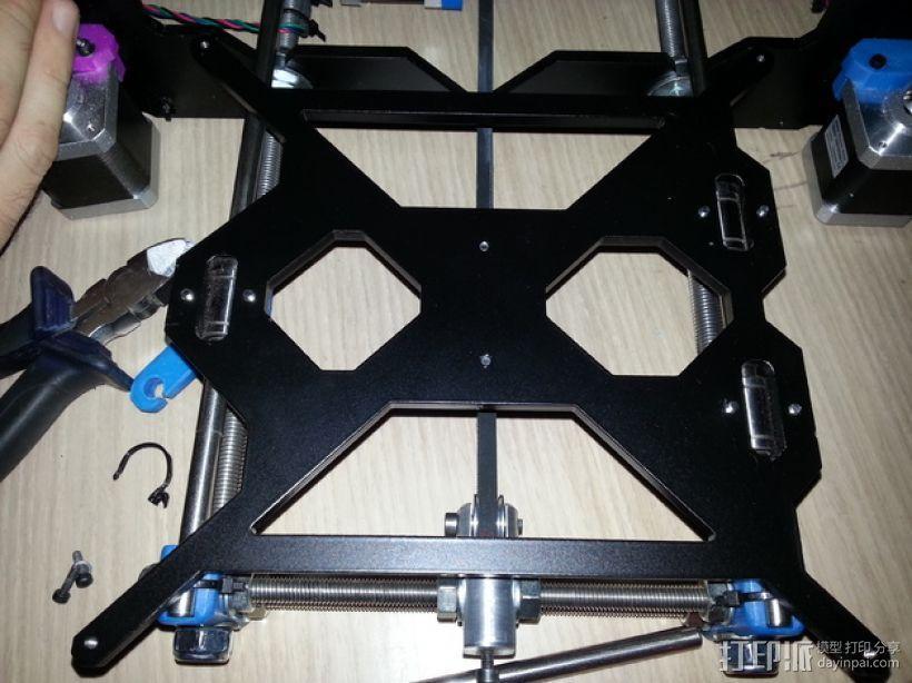 Prusa I3适配器 3D模型  图4