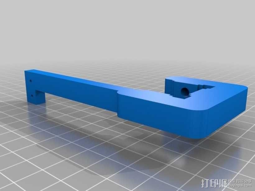K8200 适配器合集 3D模型  图1
