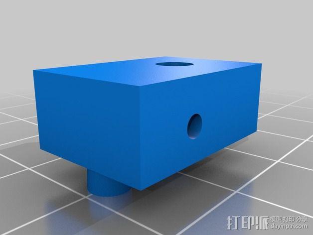 K8200 适配器合集 3D模型  图4
