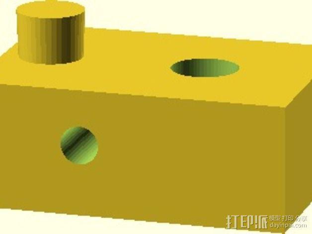K8200 适配器合集 3D模型  图5