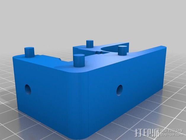 K8200 适配器合集 3D模型  图19