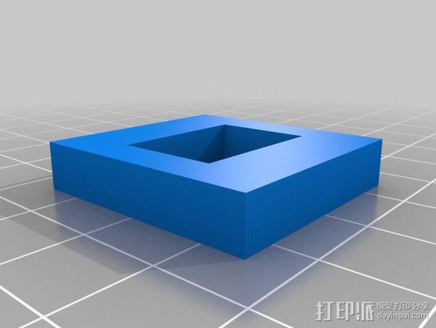 K8200 适配器合集 3D模型  图22