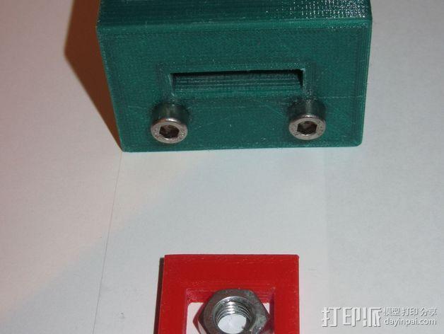 K8200 适配器合集 3D模型  图24