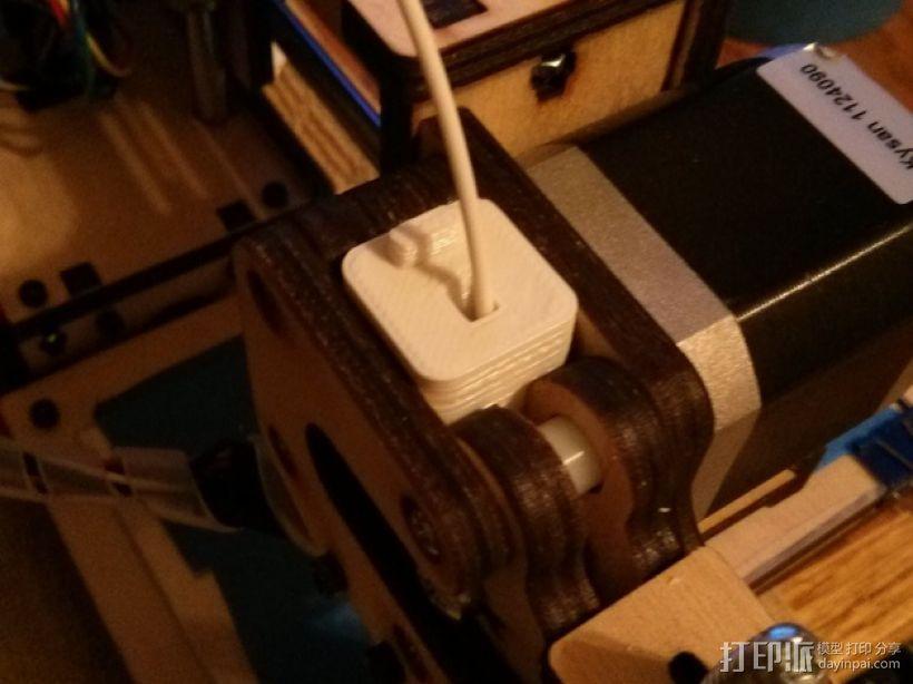 灯丝指引器 3D模型  图1