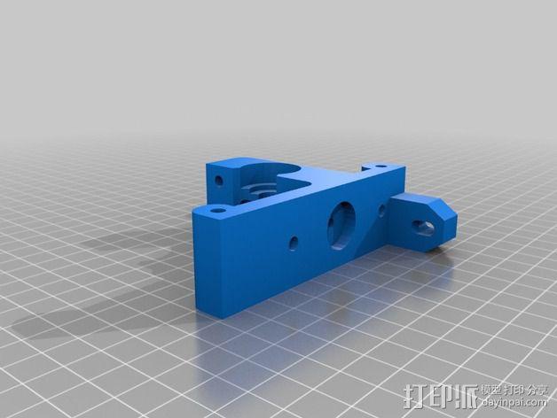 Prusa 3 挤出器 3D模型  图11