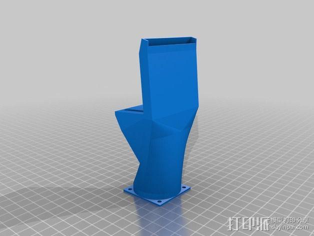 Prusa 3 挤出器 3D模型  图10