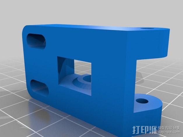 Prusa 3 挤出器 3D模型  图13