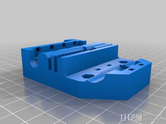 Prusa 3 挤出器 3D模型  图14