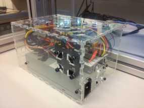 3D打印机盖子 3D模型