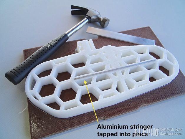 Replicator 2打印测试 3D模型  图3