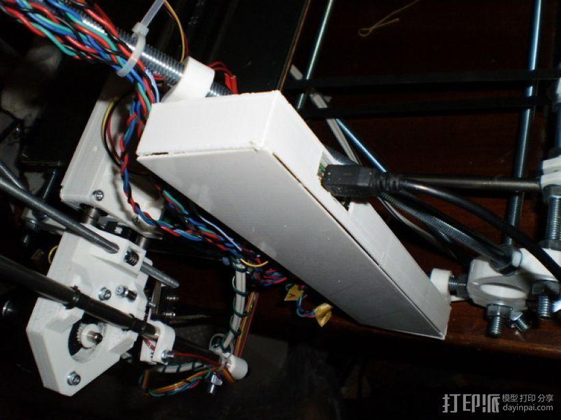 电路板 3D模型  图1