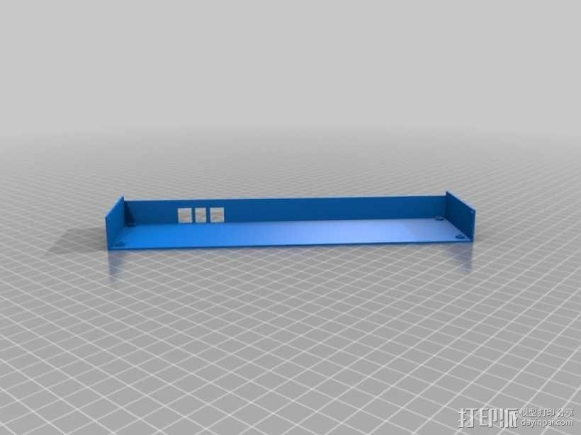 电路板 3D模型  图2
