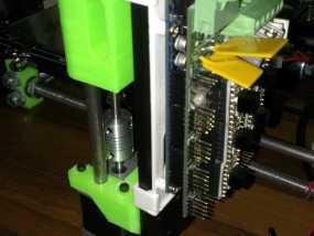 Prusa i3支架  3D模型