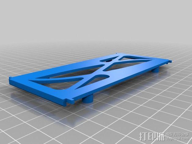 Prusa i3支架  3D模型  图3