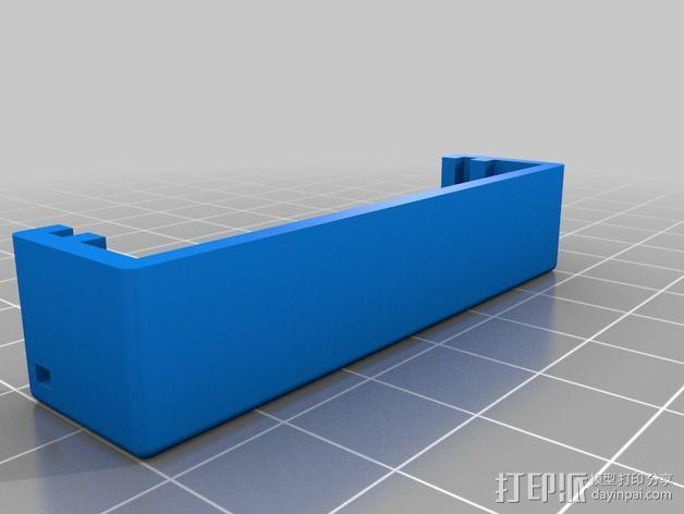 Prusa i3支架  3D模型  图2