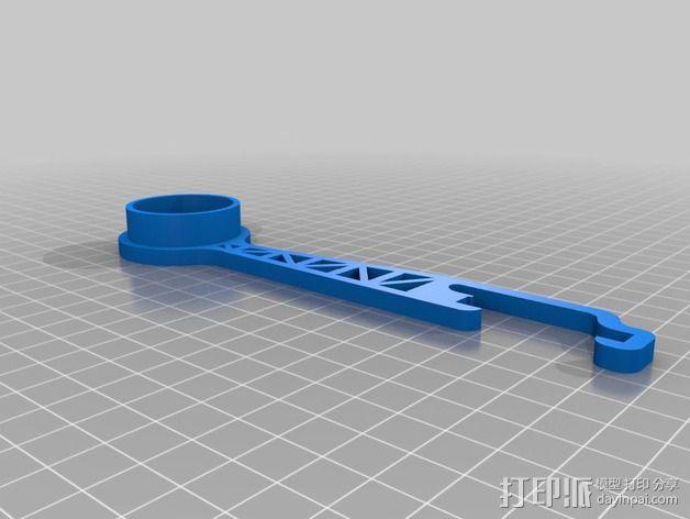 Prusa i3 线轴 3D模型  图6