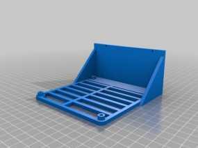 Prusa i3适配器 3D模型