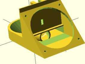 通风导管 3D模型