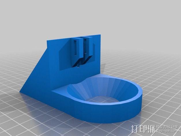 通风导管 3D模型  图3