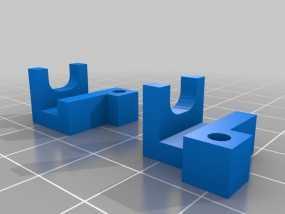 Tensioner v2适配器 3D模型