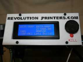 LCD保护壳 3D模型