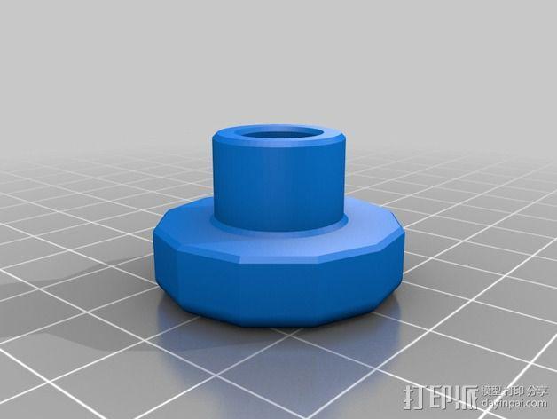 LCD保护壳 3D模型  图3