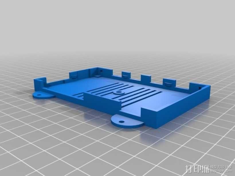 挂载 3D模型  图1