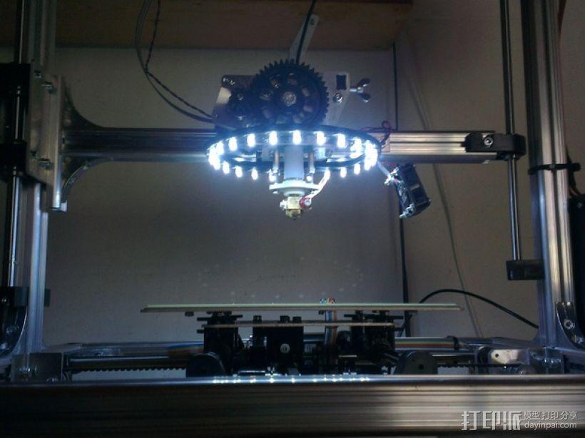 K8200适配器 3D模型  图4