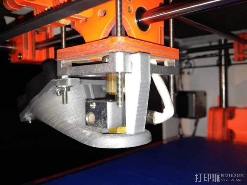 管垫片 3D模型  图5