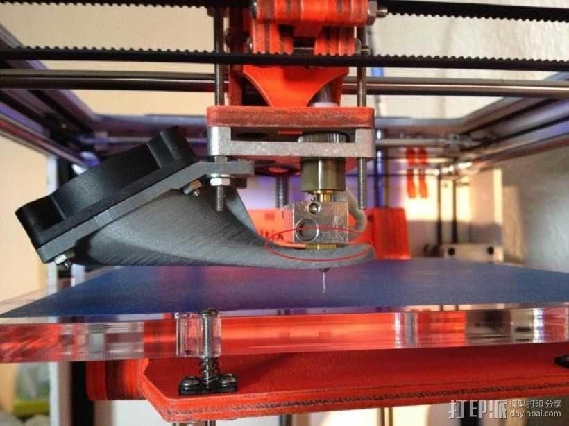 管垫片 3D模型  图4