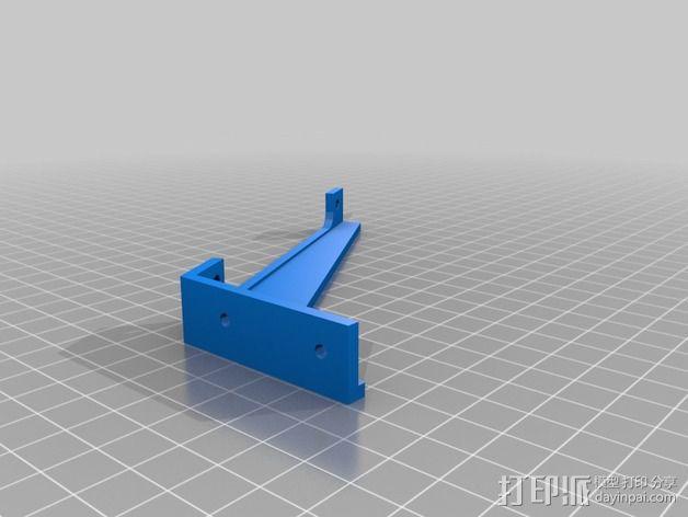 prusa 3适配器 3D模型  图2
