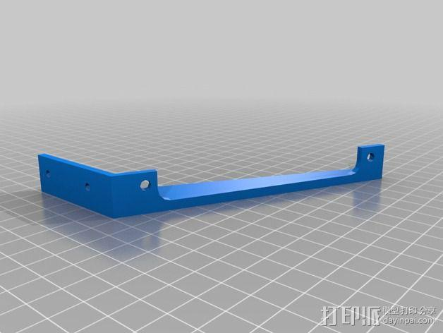 prusa 3适配器 3D模型  图3