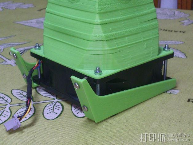 prusa 3适配器 3D模型  图5