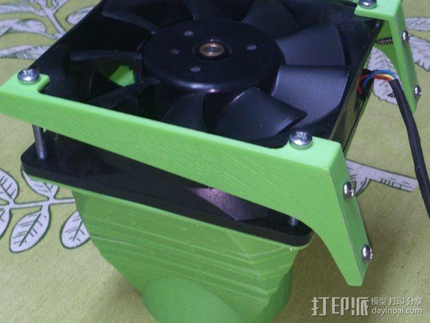 prusa 3适配器 3D模型  图8