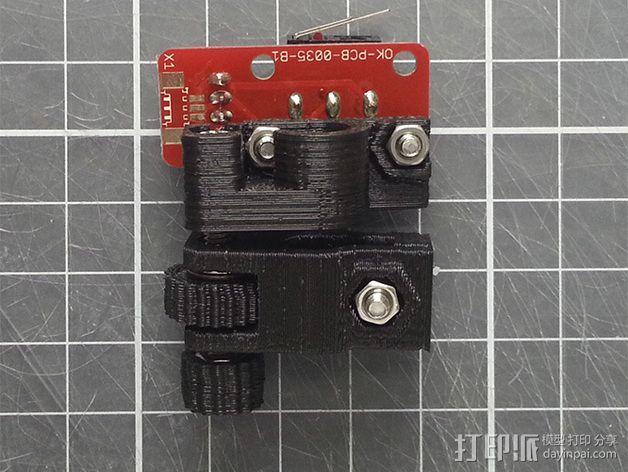 协调器 3D模型  图5