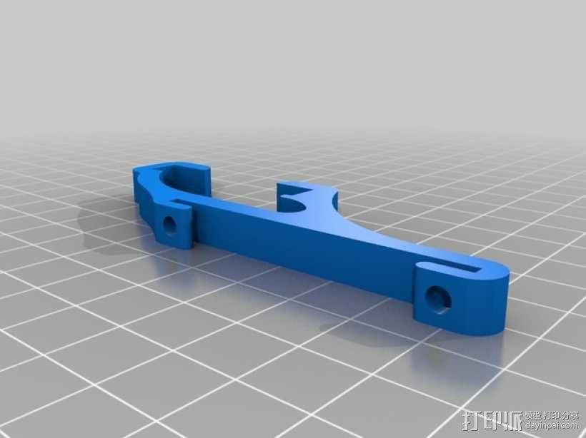 Prusa i3  LCD 3D模型  图2