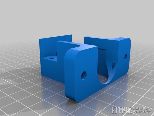 Prusa I2适配器 3D模型  图2