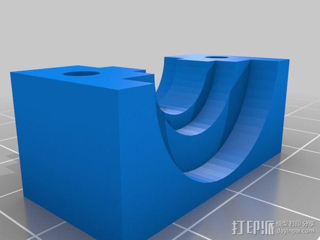 Prusa I2适配器 3D模型  图3