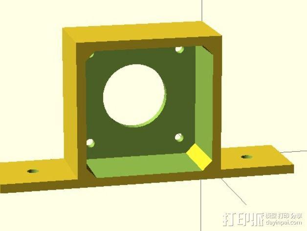 NEMA17  3D模型  图2