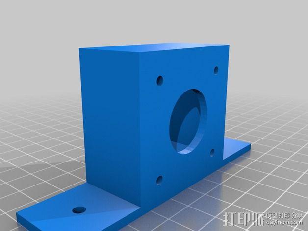 NEMA17  3D模型  图1