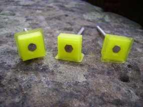 小型核准器 3D模型